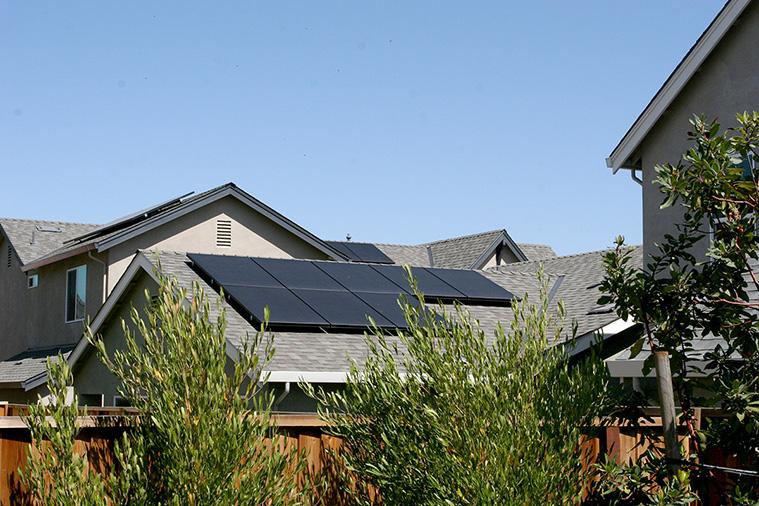Nino Homes Goes Solar